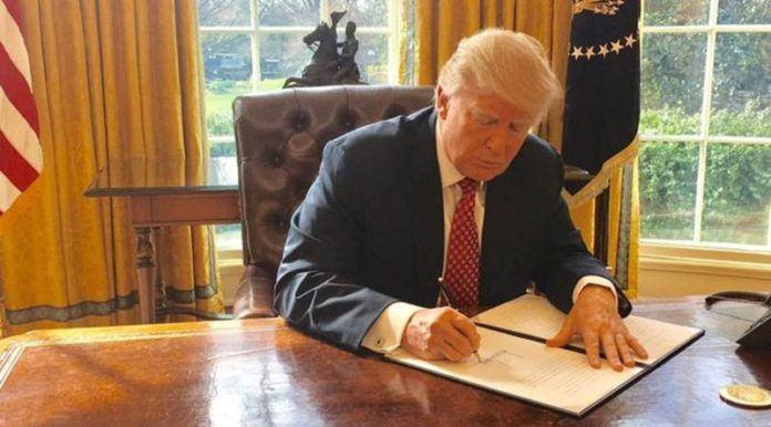 Kebijakan Anti-Imigran Muslim Donald Trump Jilid Dua: Minus Irak (Twitter/BBC)