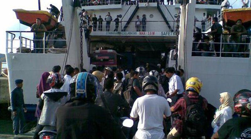 Kabar Gembira Asdp Indonesia Ferry Jual Tiket Via Online