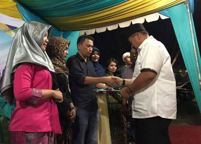 Gubernur Sumut Duta Anti Narkoba kepada Lajang Dara