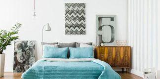 Berikut enam warna dindin kamar yang bisa menggambarkan kepribadian Anda.