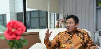 Foto: Direktur Kurikulum, Sarana, Kelembagaan, dan Kesiswaan (KSKK) Madrasah M Nur Kholis Setiawan.