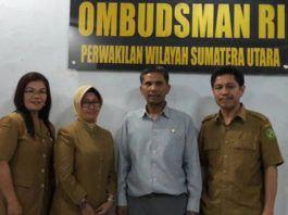 Mutasi delapan pegawai Puskesmas Simalingkar