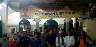 Polrestabes Medan Buka Puasa Bersama
