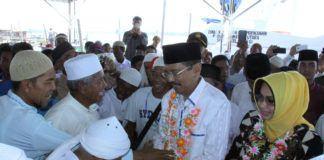 Tengku Erry ke Desa Jaring Halus