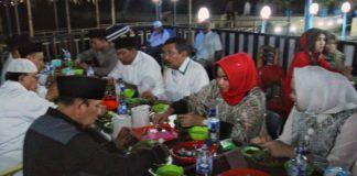 Ultah Pernikahan Wali Kota Tanjung Balai