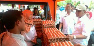 Pasar Murah Pemkab Tapteng