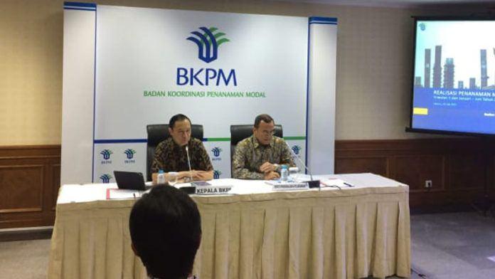 Foto: Kepala BKPM, Thomas Lembong.