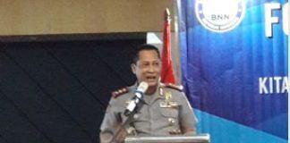 Foto: Kepala BNN Budi Waseso.