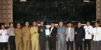 DPRD Sumut Raih WTP