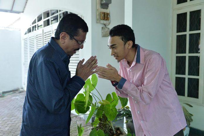 Ditemui Tengku Erry