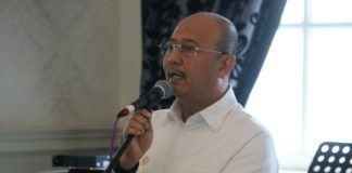 Foto: Walikota Medan Drs H T. Dzulmi Eldin S MSi.
