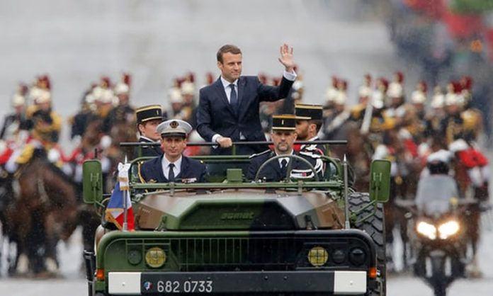 Presiden Prancis, Emmanuel Macron. (Foto: AFP)