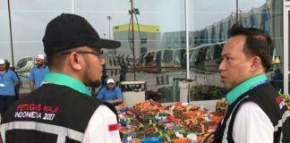 Foto: Sebanyak 6.818 jemaah sudah tiba di Madinah.