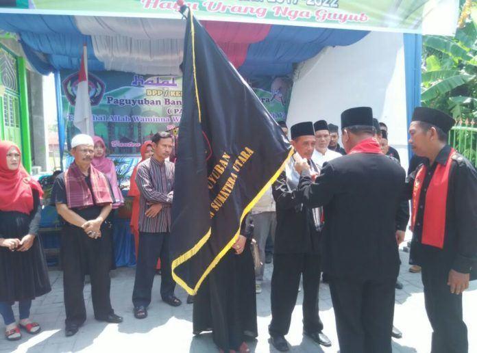 Halal Bihalal Paguyuban Banten Sumatera Utara
