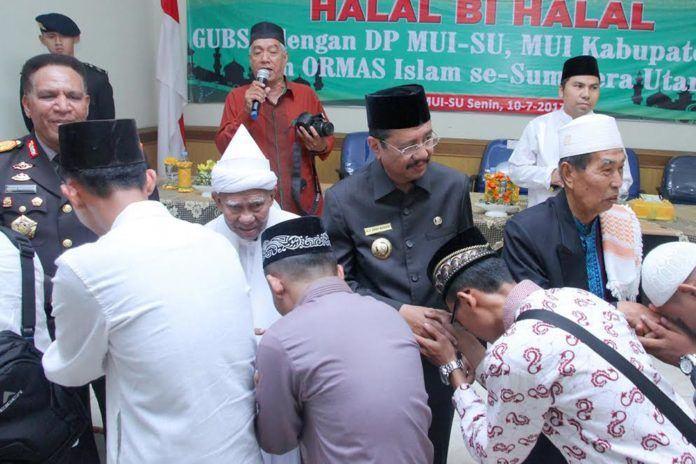 Halal Bihalal MUI Sumut
