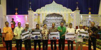 Halal Bihalal PT Inalum
