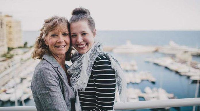Simak di sini bagaimana langkah-langkah yang tepat untuk memperkuat hubungan Anda dengan ibu. Sumber: Pinterest.