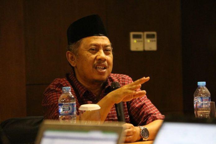 Foto: Direktur Pendidikan Agama Islam Imam Safei.