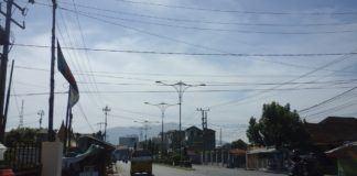 Kabut Asap Kota Sidempuan