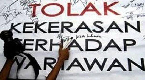 Penganiayaan Jurnalis Medan