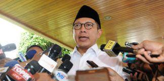 Foto: Menteri Agama Lukman Hakim Saifuddin.