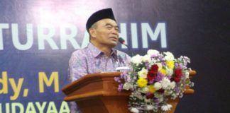 Foto: Menteri Pendidikan dan Kebudayaan Muhadjir Effendy.