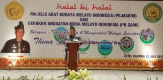 PB MABMI Laksanakan Halal Bihalal