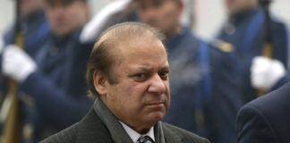PM Pakistan Nawaz Sharif (AP/Amel Emric)