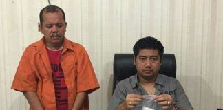 Pengedar Narkoba Prumnas Simalingkar