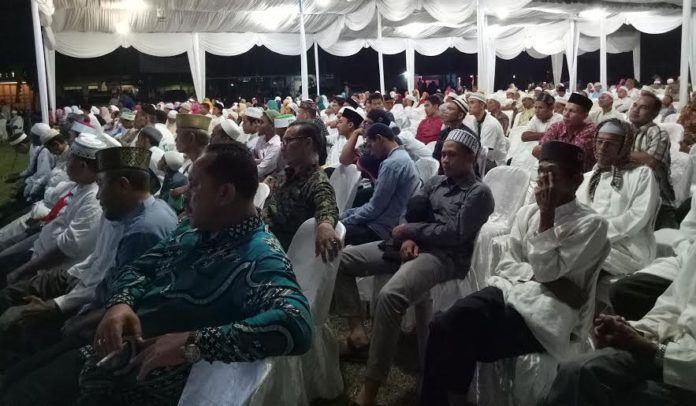 Ribuan Umat Islam Batubara