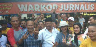 Syamsul Arifin Warkop Jurnalis Medan