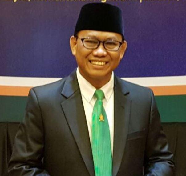 Foto: Dirjen Bimas Iskam Muhammadiyah Amin.