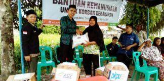 DPP Permata Serahkan Bantuan
