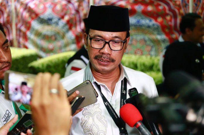 Foto: Duta Besar Indonesia untuk Arab Saudi Agus Maftuh Abegebriel.