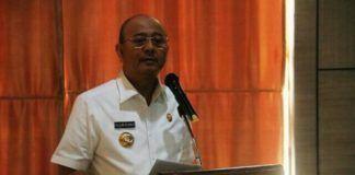 Foto: Walikota Medan Drs HT Dzulmi Eldin S M.Si.