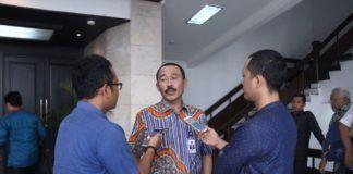 Foto: Kepala BNPP Hadi Prabowo.