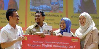 Digital Homestay Indosat Ooredoo