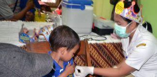 Kementerian Kesehatan (Kemenkes) mengimbau masyarakat, khususnya yang memiliki anak kecil, agar tidak ragu melaksanakan imunisasi Measles Rubela atau MR.