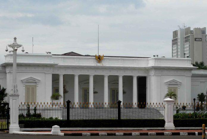 Foto: Istana Kepresidenan, Jakarta.