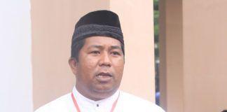Foto: Kasi Penyeleggara Haji dan Umrah (PHU) Iyong Syahrial Siregar.