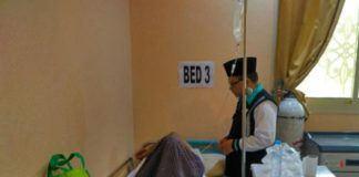 Jemaah haji Indonesia yang sakit mendapatkan layanan kesehatan plus. Selain layanan medis, pasien juga mendapatkan pendampingan psikologis dan spiritual.