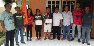 Atlet Gulat Tapteng
