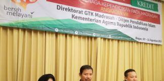 Kementerian Agama akan mengembangkan Penilaian Angka Kredit (PAK) berbasis online untuk pengurusan kenaikan pangkat guru madrasah.