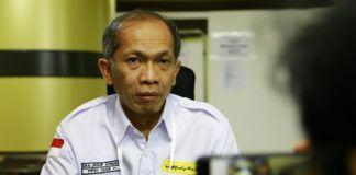 Foto: Kepala Pusat Kesehatan Haji Kemenkes Eka Jusuf Singka.