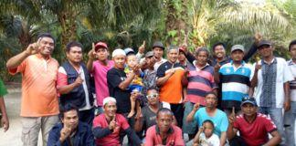 Komunitas abang Becak