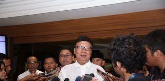Foto: Menteri Dalam Negeri (Mendagri) Tjahjo Kumolo.