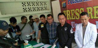 Bandar Ditembak di Medan