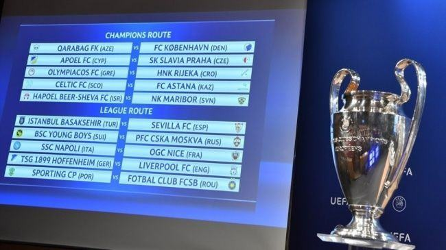 Undian Liga Champions: Liverpool Hadapi Hoffenheim