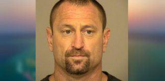 Maling bernama Andrew Jensen ditangkap polisi gara-gara lupa menyiram toilet di rumah korban (Police Handout)
