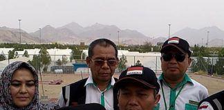 Foto: Dirjen Penyelenggaraan Haji dan Umrah Nizar Ali.